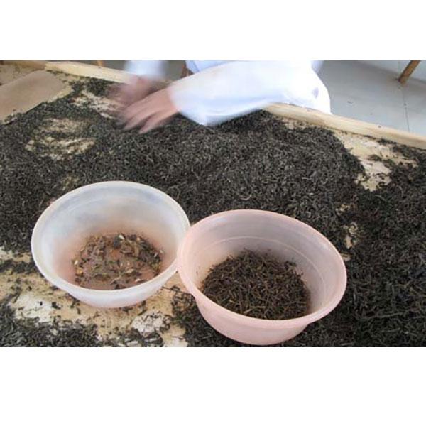 茶叶和粉末等筛分物料